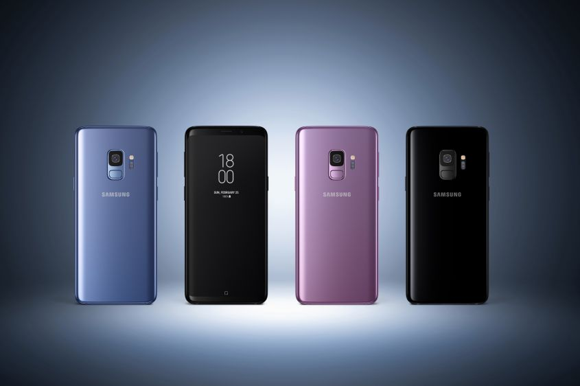 Fotocamera Samsung Galaxy S9