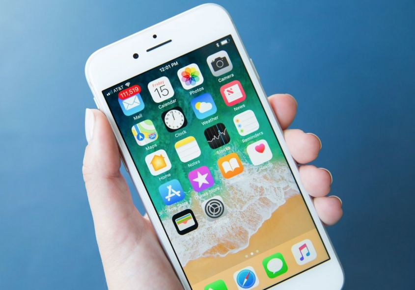 iPhone 8 sistema operativo iOS 11 funzioni