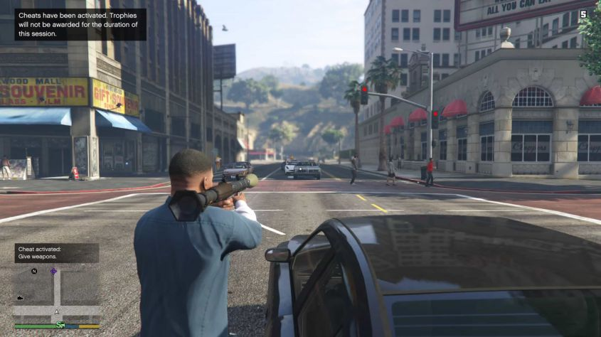 Trucchi GTA 5 per PC
