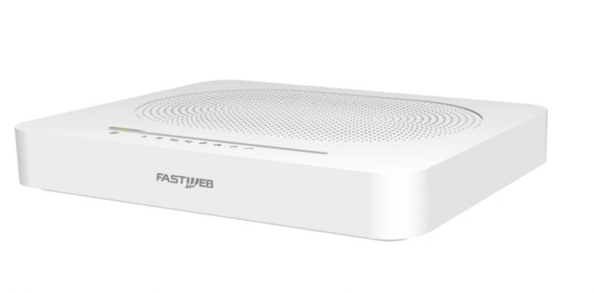 Router Fastweb