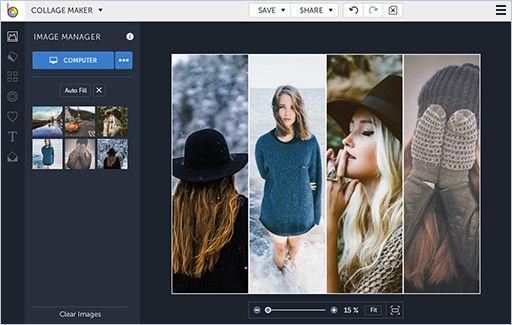collage foto gratis